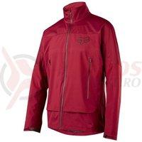 Geaca Fox Attack Water jacket drk red