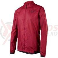 Geaca Fox Attack Wind jacket drk red