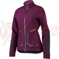 Geaca Fox Womens Attack Fire Softshell plum