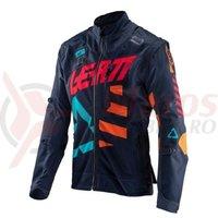 Geaca Leatt Jacket GPX 4.5 X-Flow ink/orange