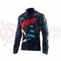 Geaca Leatt Jacket Gpx 4.5 X-Flow Lime/Blu