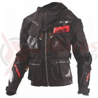 Geaca Leatt Jacket GPX 5.5 Enduro black/grey
