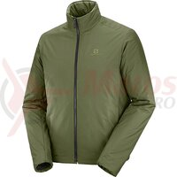 Geaca Salomon Outrack Insulated Olive Night