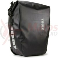 Geanta portbagaj Thule PNP Shield Pannier 25L black (pereche)