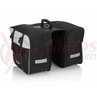 Geanta portbagaj XLC doubleTraveller BA-S74 Black/Anthracite 30L