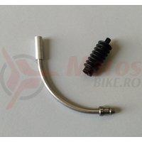 Ghidaj cablu Shimano BR-M739 + Burduf