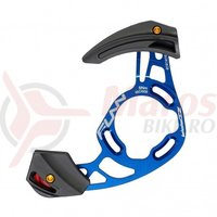 Ghidaj lant Funn Zippa AM/Enduro fixare ISCG-05/ adaptor BB pt.32-38T albastru anodizat/negru