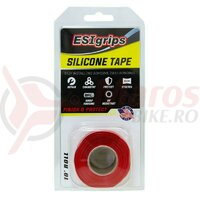 Ghidolina ESI Silicone Tape 10' Roll Red