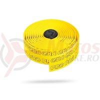 Ghidolina Pro Sport control Team yellow eva/debossed black