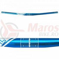 Ghidon Funn Kingpin Supreme, Alu. 7-series, 35mm, ridicare+30mm, L.785mm, albastru matt, logo2