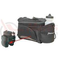 Haberland carrier bag black 40x20x15 cm, 8 litres