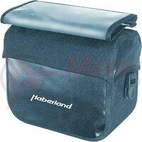 Geanta Haberland waterproof black, 25x20x13cm, 7 ltr