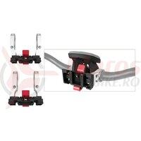 Handlebar adapter T-One Talon E-Bike Alu/Plastic 31,8/25,4 mm