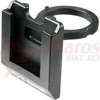 Handlebar adapter T-One Uno plastic, f. 1 1/8