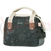 Geanta Basil Boheme City Bag charcoal  w. zip  8l