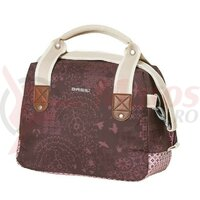 Geanta Basil Boheme City Bag fig red  w. zip  8l
