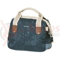 Geanta Basil  Boheme City Bag indigo blue  w. zip  8l
