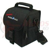Geanta portbagaj KLICKfix Allrounder-Mini black, 15x12x18cm