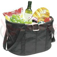 Geanta Shopper black, 38x29x25cm, for Klickfix-Adapter