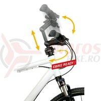 Adaptor pipa reglabil Speedlift Twist ProSDS T11, 25.4mm, 88mm, black, 11cm