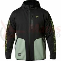 Hanorac Barricade Softshell fleece [blk vin]