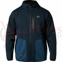 Hanorac Barricade Softshell fleece [mdnt]
