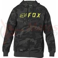 Hanorac Fox Apex Camo Zip Fleece [Blk Cam]