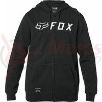 Hanorac Fox Apex Zip Fleece [Blk/Wht]