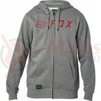 Hanorac Fox Apex Zip Fleece [Htr Graph]