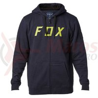 Hanorac Fox District 2 Zip Fleece mdnt