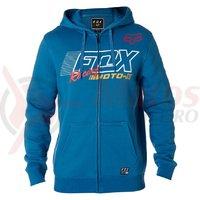 Hanorac Fox Flection Zip Fleece dst blue