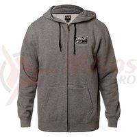 Hanorac Fox Fox Pro Circuit Zip Fleece htr graph grey