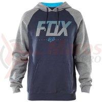 Hanorac Fox Katch Pullover fleece pewter