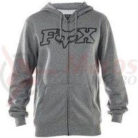 Hanorac Fox Legacy Foxhead X Zip fleece heather Graphite