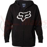 Hanorac Fox Legacy Foxhead Zip Fleece black