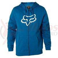 Hanorac Fox Legacy Foxhead Zip Fleece dst blue