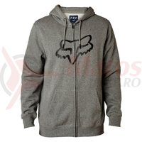 Hanorac Fox Legacy Foxhead Zip Fleece htr graph grey