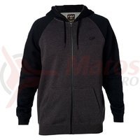 Hanorac Fox Legacy Zip Fleece black
