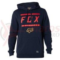 Hanorac Fox Listless Pullover Fleece mdnt black