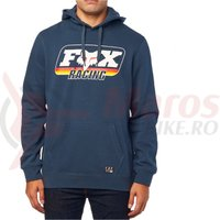 Hanorac Fox Throwback Pullover Fleece navy