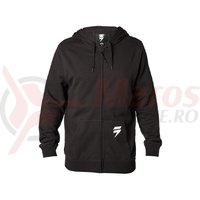 Hanorac Shift 3Lue Label Zip Fleece black