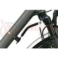 Hebie Control Damper Elastomer 28 mm - 62 mm 0696 UniE, f. susp.fork