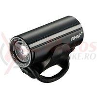 Lumina casca Infini I-273P Micro Luxo black, USB