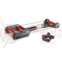 Home trainer Elite Quick-Motion black/red