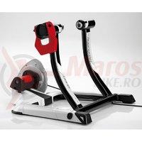 Hometrainer Elite qubo hydromag 8 resistance levels elastogel roller