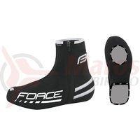 Huse pantofi Force neopren negre