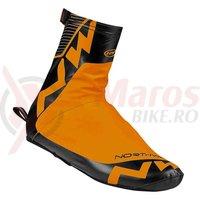 Huse pantofi MTB Northwave Acqua summer orange fluo/negru
