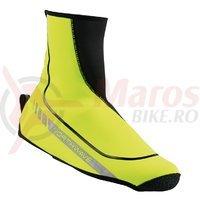 Huse pantofi Northwave Sonic pentru iarna galben fluo/negru