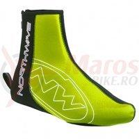 Huse papuci Northwave Blade2 negru/verde