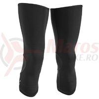 Incalzitoare genunchi Cube Blackline Knee Warmers negre